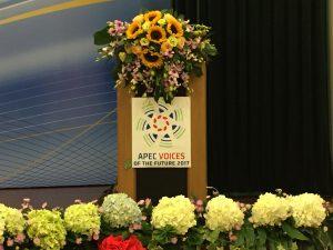Diễn đàn Tiếng nói tương lai APEC 2017 tại Đà Nẵng