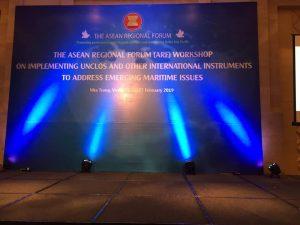 HỘI THẢO DIỄN ĐÀN KHU VỰC ASEAN KHAI MẠC TẠI NHA TRANG