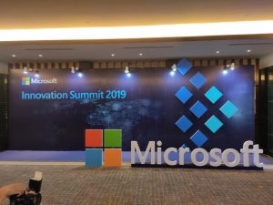 MICROSOFT INNOVATION SUMMIT 2019